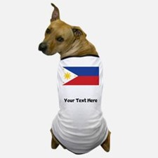 Filipino Flag Dog T-Shirt