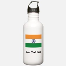 Indian Flag Water Bottle