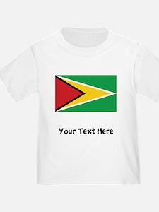 Guyanese Flag T-Shirt