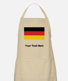 German Flag Apron