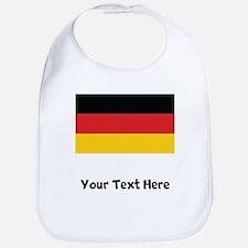 German Flag Bib