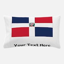 Dominican Flag Pillow Case