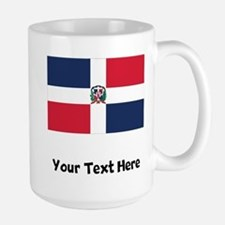 Dominican Flag Mugs