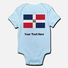 Dominican Flag Body Suit