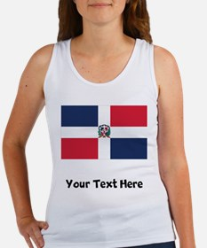 Dominican Flag Tank Top