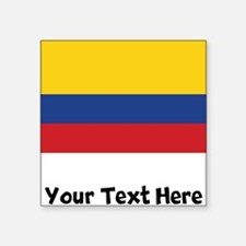Colombian Flag Sticker