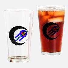 LegendOfGaming Drinking Glass