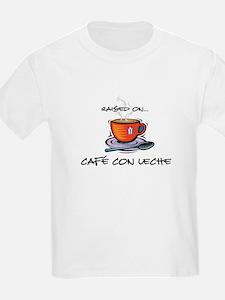 Cafe con Leche 2 T-Shirt