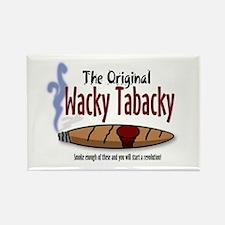 Wacky Tabacky Rectangle Magnet