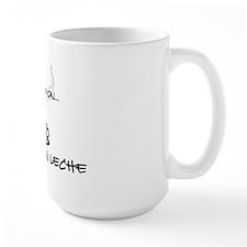 Raised on Café con Leche Ceramic Mugs