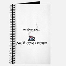 Raised on Café con Leche Journal