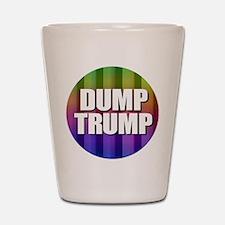 Dump Trump Shot Glass