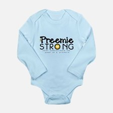 Preemie Strong Body Suit