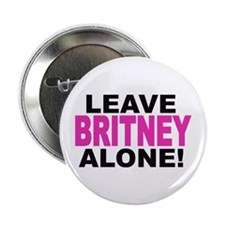 """Leave Britney Alone! 2.25"""" Button (10 pack)"""