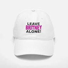 Leave Britney Alone! Baseball Baseball Cap