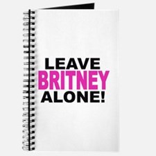 Leave Britney Alone! Journal
