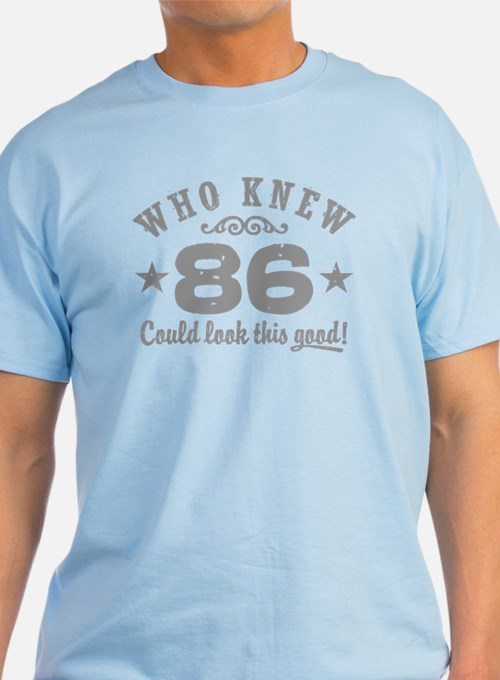 Cute 86th birthday T-Shirt