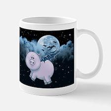 Spooky piggy II Mugs