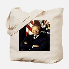 President Gerald Ford Tote Bag