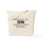 Transylvania Community Colleg Tote Bag