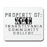 Transylvania Community Colleg Mousepad