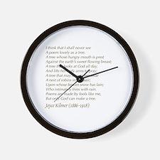 Unique God can Wall Clock