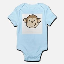 Monkey Infant Bodysuit
