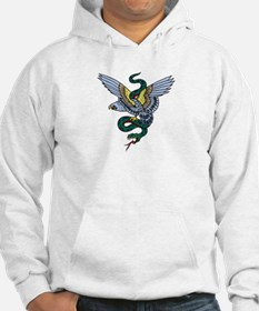 Eagle and Snake Hoodie