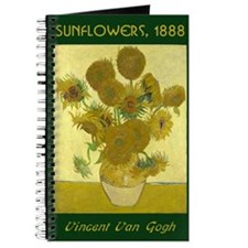 "Van Gogh's ""Sunflowers"" - Journal"