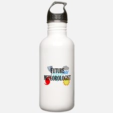 Future Meteorologist Water Bottle