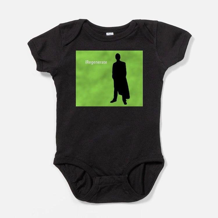 Cute Eccleston Baby Bodysuit