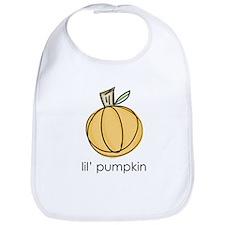 Lil' Pumpkin Bib