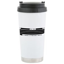 Cute Censoring Travel Mug