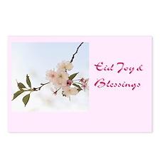 Eid Joy & Blessings Postcards (Package of 8)