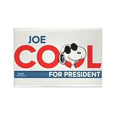 Joe Cool for President Magnets