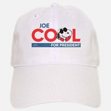 Joe Cool for President Baseball Baseball Baseball Cap