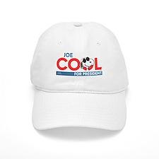 Joe Cool for President Baseball Cap