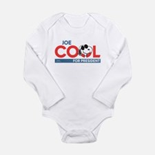 Joe Cool for President Body Suit