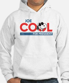 Joe Cool for President Hoodie