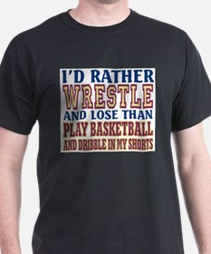 Unique Wrestling T-Shirt