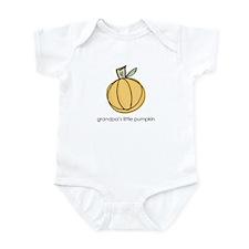 Grandpa's Little Pumpkin Infant Bodysuit