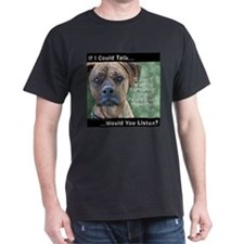 Stop Dog Fighting - T-Shirt