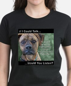 Stop Dog Fighting - Tee