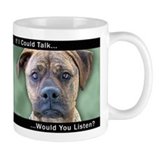 Stop Dog Fighting - Mug