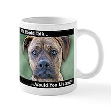 Stop Dog Fighting - Small Mug