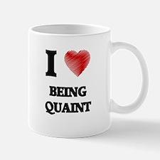 being quaint Mugs