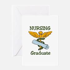 Nursing Graduate Greeting Cards