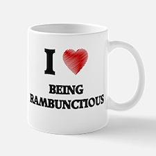 being rambunctious Mugs