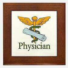 Physician Framed Tile