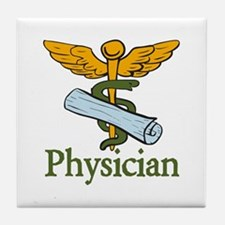 Physician Tile Coaster